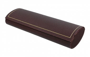 Etui na okulary ASCONA Brown