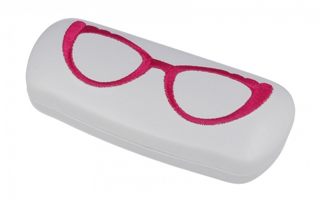 Etui na okulary BETTY Pink